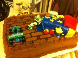 Jake's cake 2